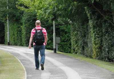 Walking for Creativity