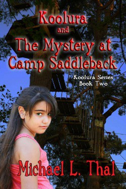 The Mystery at Camp Saddleback