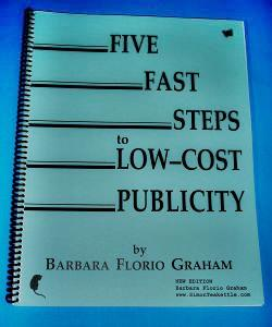 Five Easy Steps to Low-Cost Publicity